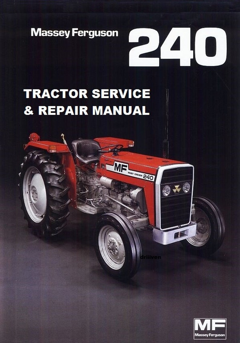 Tractor Manuals & Publications Precise Massey Ferguson 1010 Tractor Sales Brochure Spec Sheet Classic Vintage Tractor Easy To Use Agriculture/farming