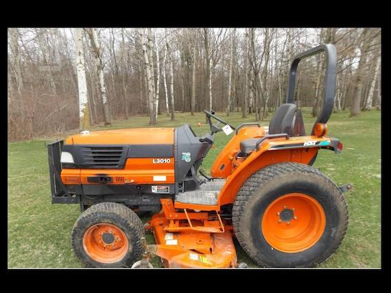 kubota l3010 l3410 l3710 l4310 l4610 tractor manual for etsy rh etsy com kubota l3010 manual online kubota l3010 manual free