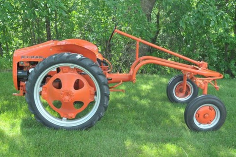 Allis Chalmers G Tractor Complete Parts Manual With