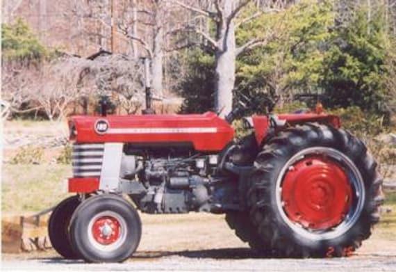 massey ferguson mf180 operations manual for mf 180 tractor etsy rh etsy com Massey Ferguson 180 Parts Breakdown Massey Ferguson 180 HP Engine