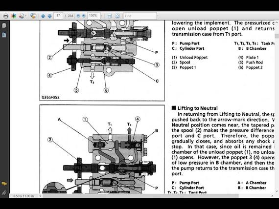 kubota tractor wiring diagrams opc kubota l3010 workshop service manual 680 pages for l 3010 etsy  kubota l3010 workshop service manual