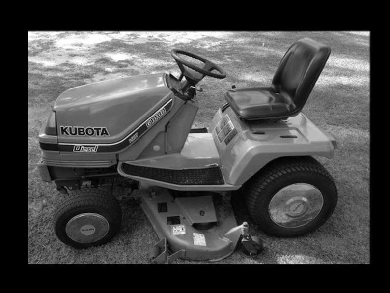 G1800 Kubota Tractor Wiring Diagrams. . Wiring Diagram on