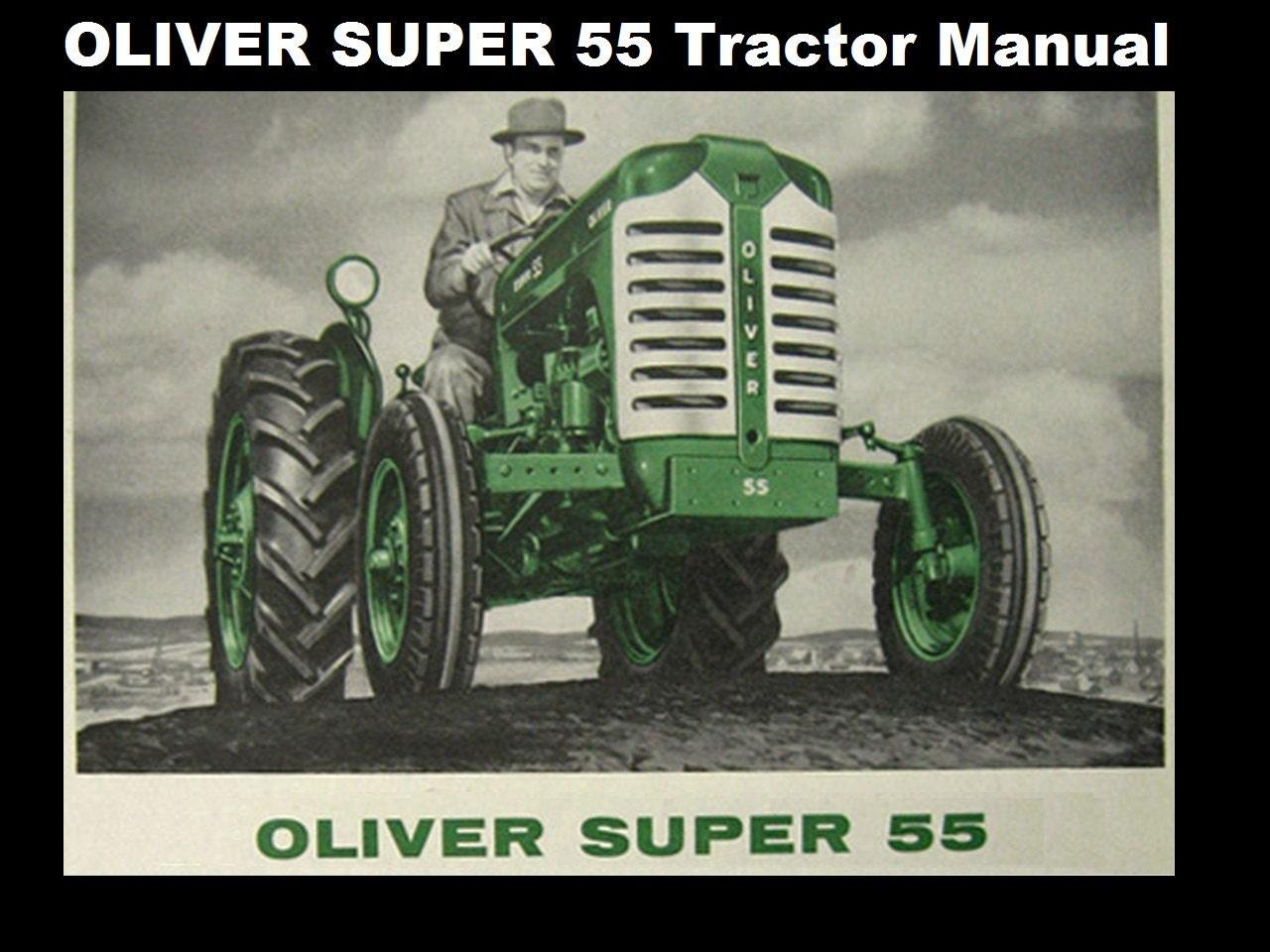 Oliver Super 55 Wiring Diagram | Wiring Liry on oliver ignition diagram, oliver tractor, oliver parts diagram,
