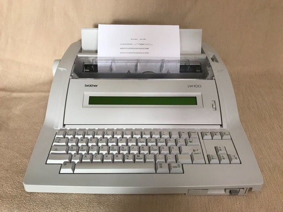 brother ax 100 electronic typewriter manual today manual guide rh brookejasmine co brother sx-4000 electronic typewriter user manual Brother SX-4000 User Manual