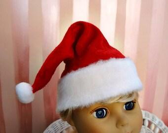 08e88146f2af8 Santa Hat - 18 inch Doll Clothes