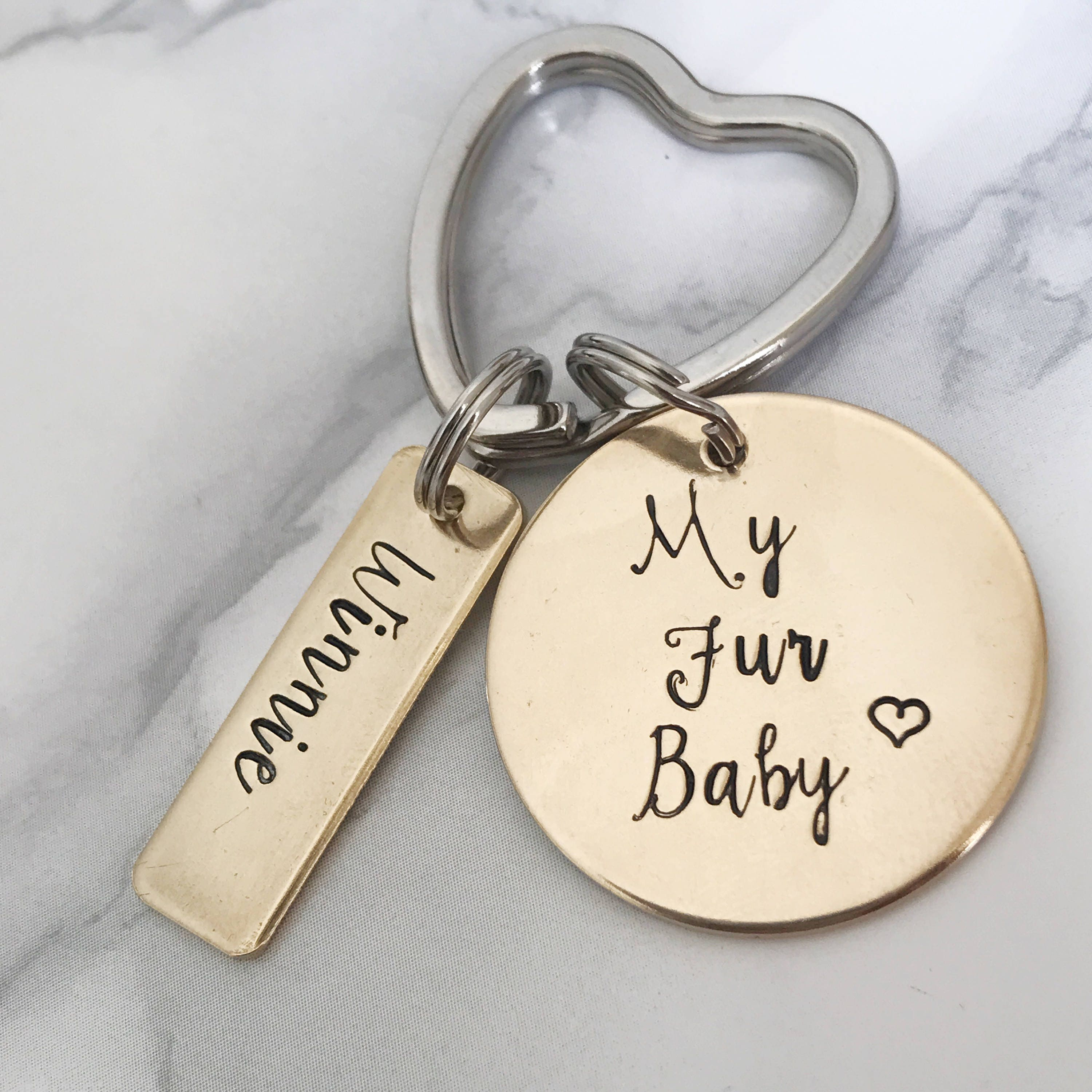 My Fur Baby Keyring Review