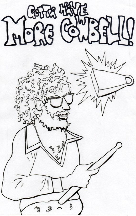Esquila cencerro hecho a mano divertido de los años 90 | Etsy