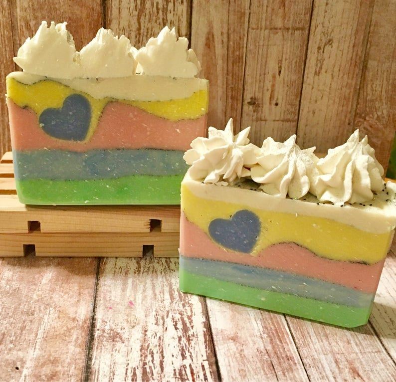Lucky Charms Soap  Free Shipping Option image 0