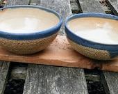 Wattlefield Pottery Bowls...