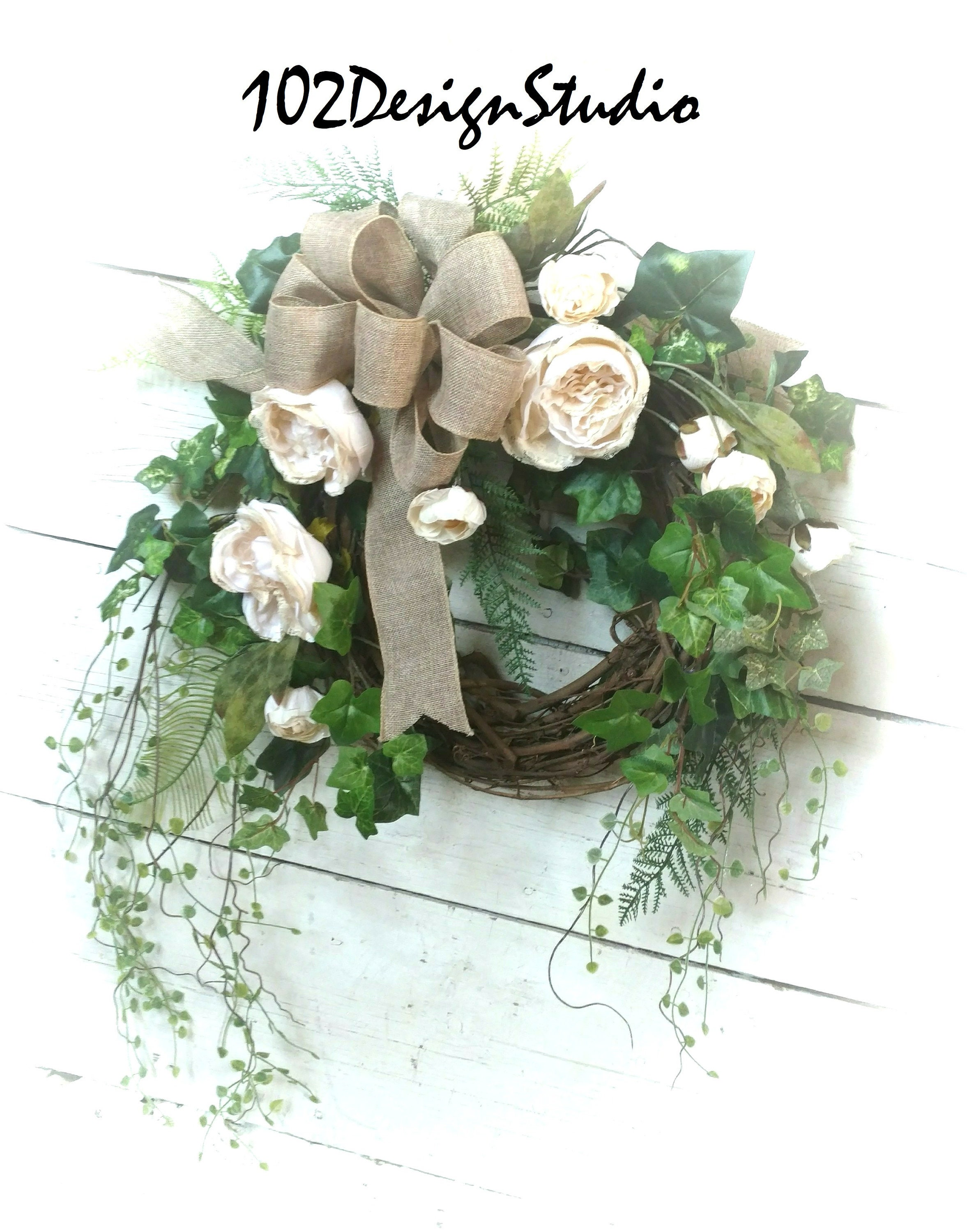 Farmhouse Wreath,Farmhouseswag,Etsy Farmhouse Wreath,Etsy Farmhouse Swag,Front Door Farmhouse,All Season Farmhouse,