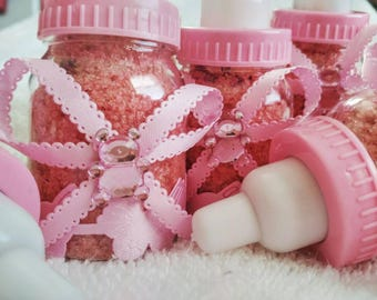 Bath Salt / Bath Gift / Spa Salts / Himalayan Bath salts / Natural / Relaxing Bath / Bath Soak / Baby Shower Gift / Botanical Bath Salts /