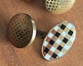 Vintage 1930s Cufflinks W...
