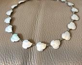 Norway Silver Necklace En...
