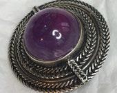 Perli Silver Brooch Vinta...