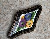 Antique Enamel Brooch 192...