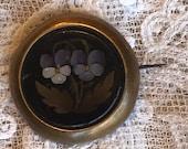 Antique brooch Victorian ...