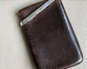 Vintage Card Case Silver ...