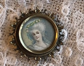 Victorian Brooch Picture ...