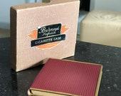 1960s Cigarette Case Burn...