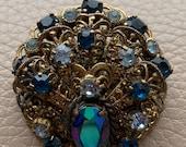 Vintage Brooch 1940s Pin ...