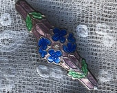 Antique Silver Brooch Gui...