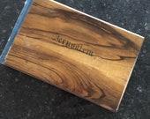 Jerusalem Book Olive Wood...