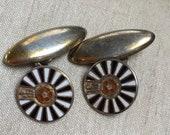Vintage Cufflinks Hallmar...