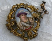Antique Portrait Picture ...