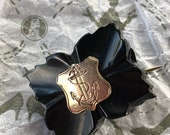 Antique Mourning Brooch V...