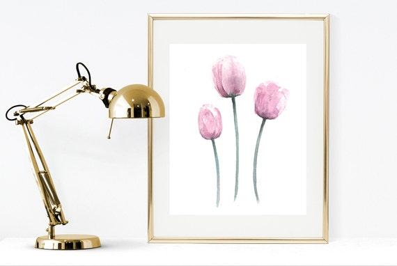 CASA delle Bambole Scala 1:12th fiori foto in cornice moderna ROSE TULIPANI FIORI