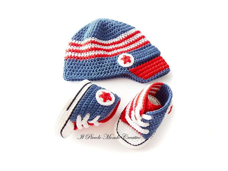 cappello converse neonato