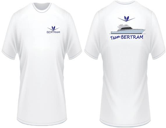 Bertram Yachts Team 60 T-Shirt