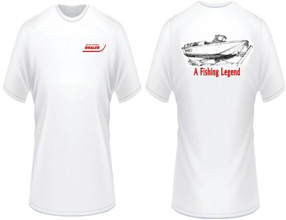 Boston Whaler A Fishing Legend T-Shirt