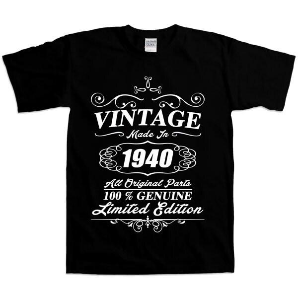 Grappige 75ste verjaardag shirt cadeau voor vijfenzeventig for Geen cadeau voor verjaardag