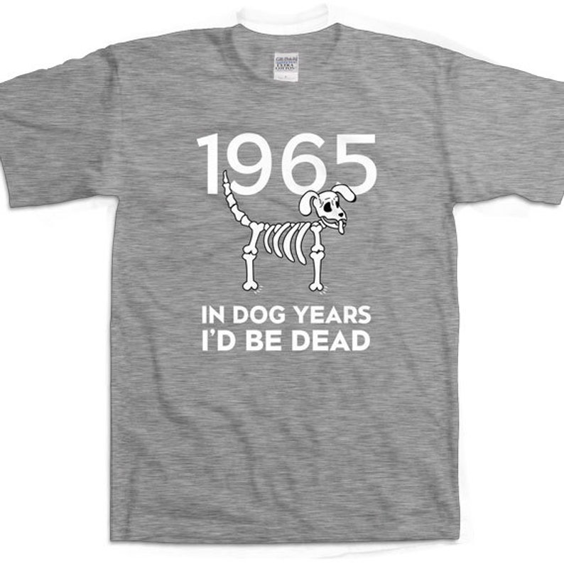 9dd57824a Gift For Fifty 50 Years Old T-shirt B-Day Present Funny 50th   Etsy