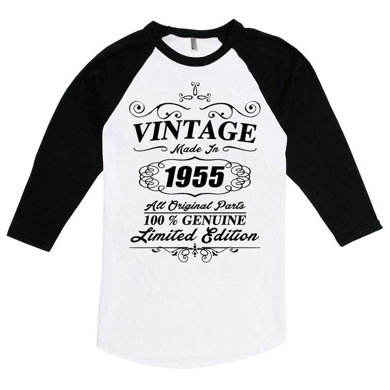 70429bb3f89f Funny 60th Birthday Raglan Gift For Sixty 60 Years Old T-shirt