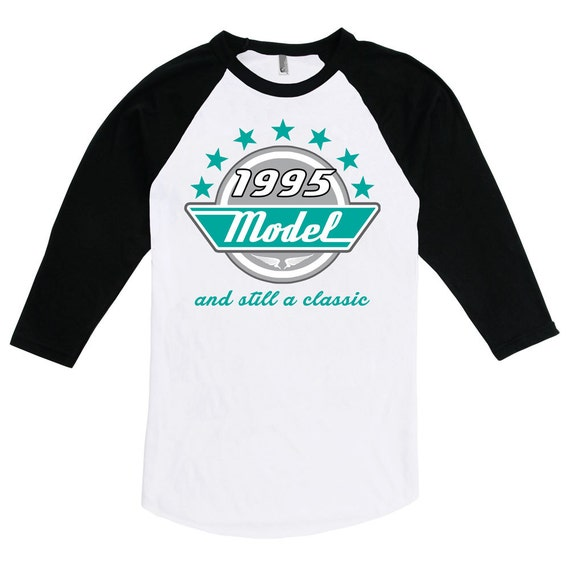 Funny 20th Birthday Raglan Gift Ideas For Twenty 20 Year Old