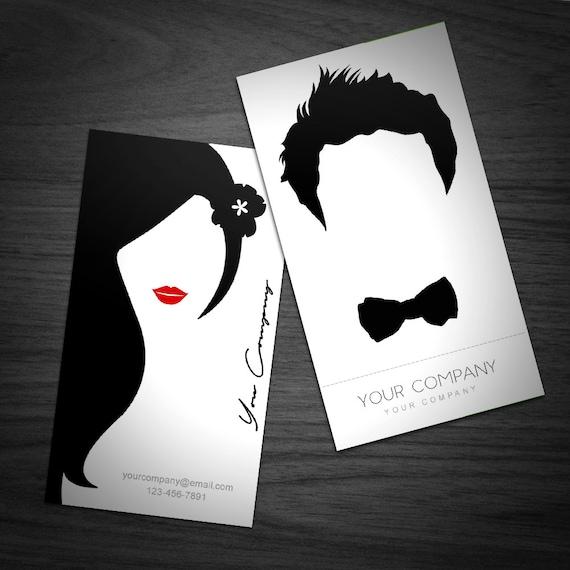 Visitenkarten Vorlage Design Elegante Visitenkarte Design Friseur Und Make Up Artist Visitenkarte Fotografie Visitenkarte