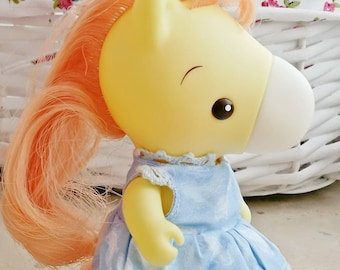 "Takara MLP miniature dress - ""lady of the sea"" - Sleeveless Prototype"