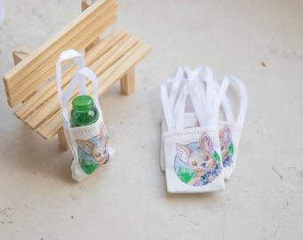 Springtime - TINY  Bag
