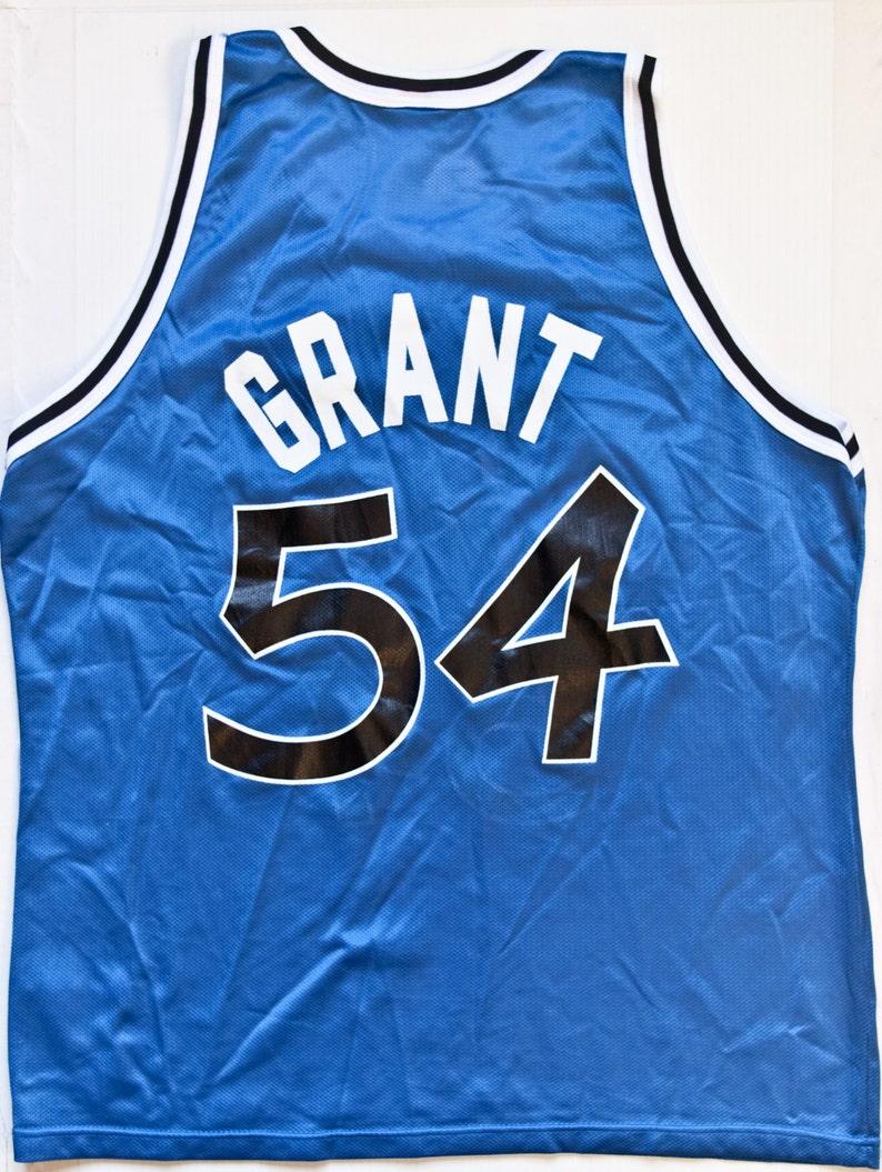 591606ac77bc Horace Grant Orlando Magic NBA Champion basketball jersey