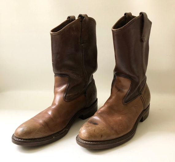 Mens Wolverine Boots / Size 8.5D