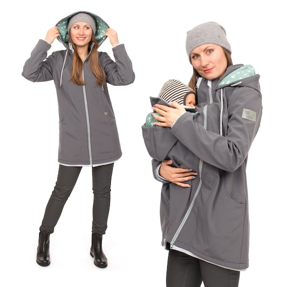 Viva la Mama Womens Maternity Jacket