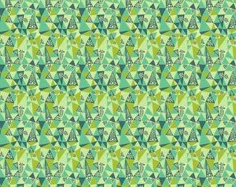 Sweet Dreams- Garden Prism- Lichen- Anna Maria Horner- Free Spirit/Westminster Fabrics