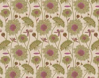 Sweet Dreams- Lacey- Moss- Anna Maria Horner- Free Spirit/Westminster Fabrics