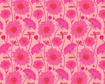 Sweet Dreams- Lacey- Bubblegum- Anna Maria Horner- Free Spirit/Westminster Fabrics