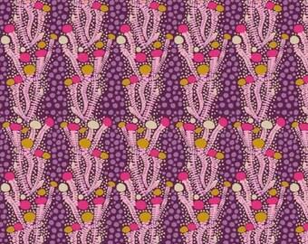 Sweet Dreams- Ladder- Eggplant- Anna Maria Horner- Free Spirit/Westminster Fabrics
