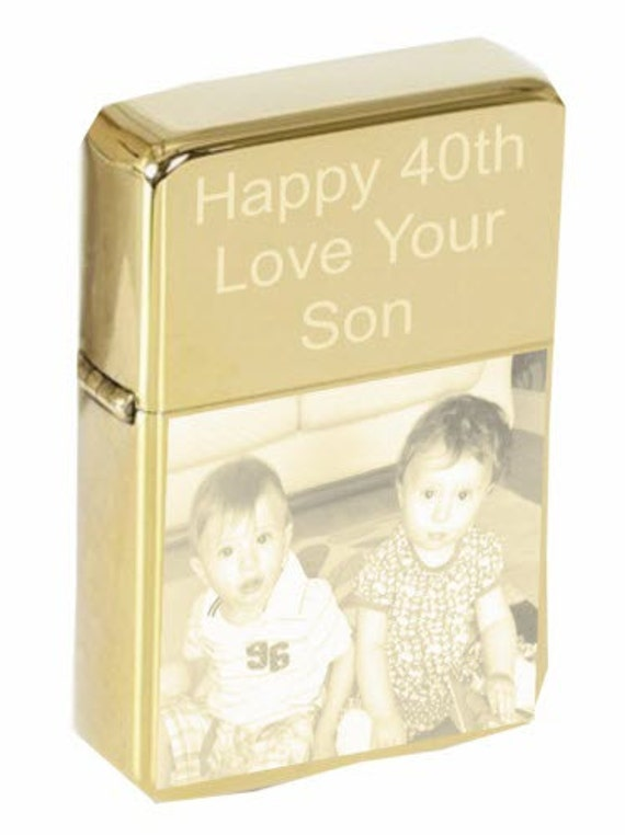 Personalised PINK Windproof Lighter 18th,21st,30th,40th,50th Birthday Gift Her