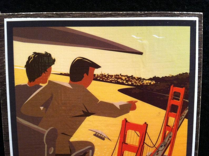Soarin/' Over California Magnet Disney California