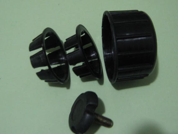 Thread Hand Knob Post Screw M8 x 26 mm for Umbrella Base Tube or Other Use